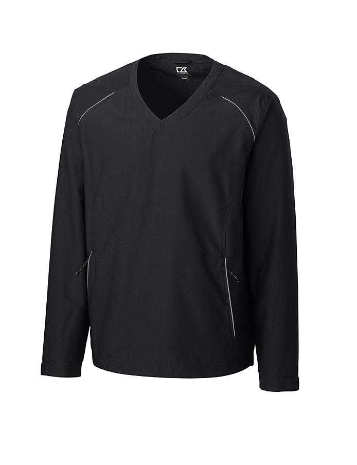 CUTTER & BUCK MCO00924 - Men's CB WeatherTec Beacon V-neck Jacket