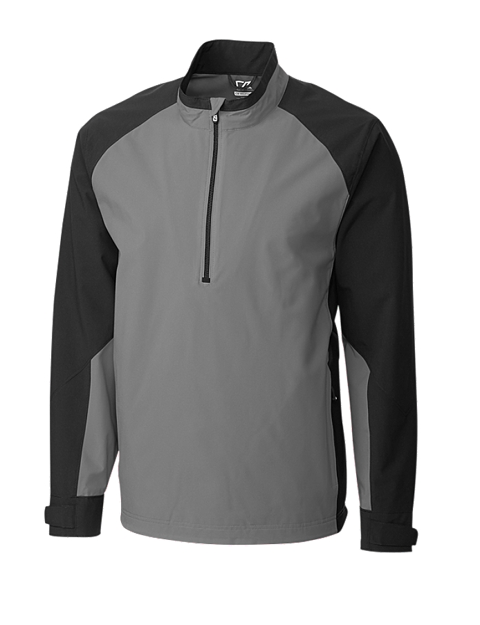 CUTTER & BUCK MCO00937 - Men's CB WeatherTec Summit Half Zip