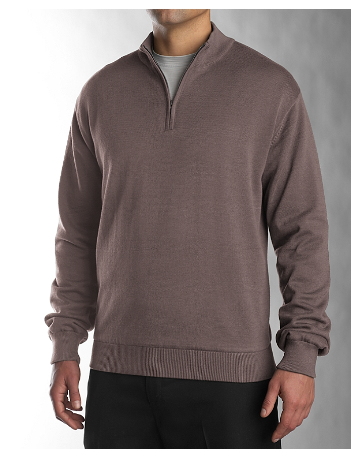 CUTTER & BUCK MCS01763 - Men's Sandpoint Half Zip Wind Sweater