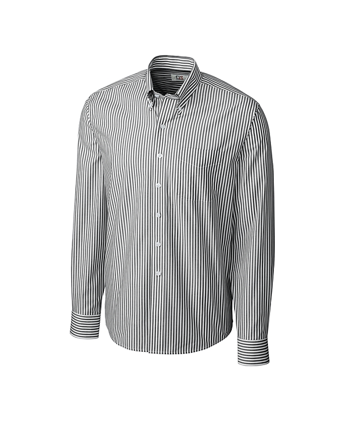 CUTTER & BUCK MCW01883 - Men's L/S Epic Easy Care Bengal