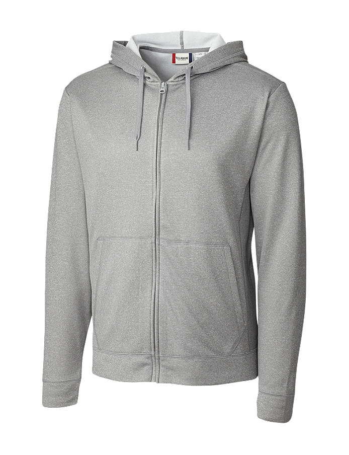 CUTTER & BUCK MQK00054 - Clique Men's Vaasa Full Zip ...