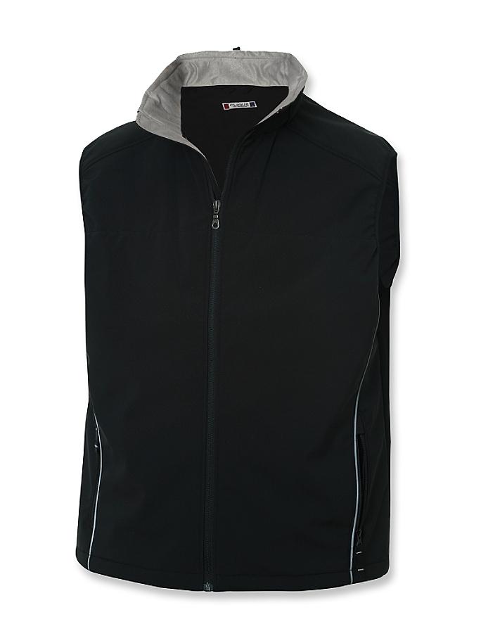 CUTTER & BUCK MQO00009 - Clique Men's Softshell Vest