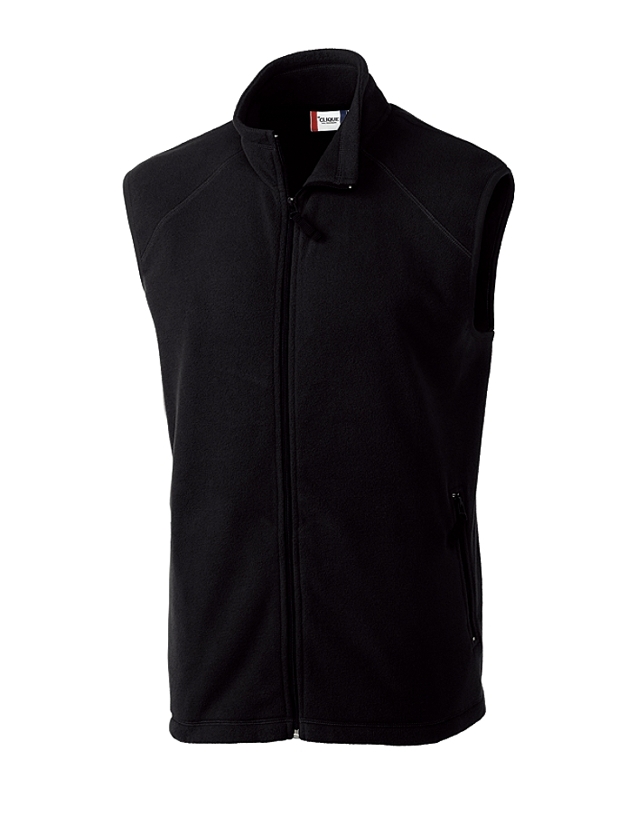 CUTTER & BUCK MQO00026 - Clique Men's Summit Full Zip Microfleece Vest