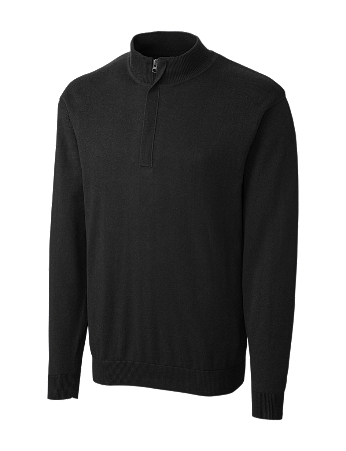 CUTTER & BUCK MQS00001 -Clique Men's Imatra Half Zip Sweater