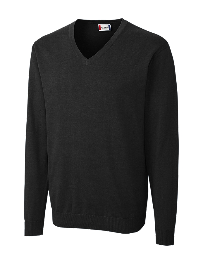 CUTTER & BUCK MQS00002 - Clique Men's Imatra V-neck Sweater