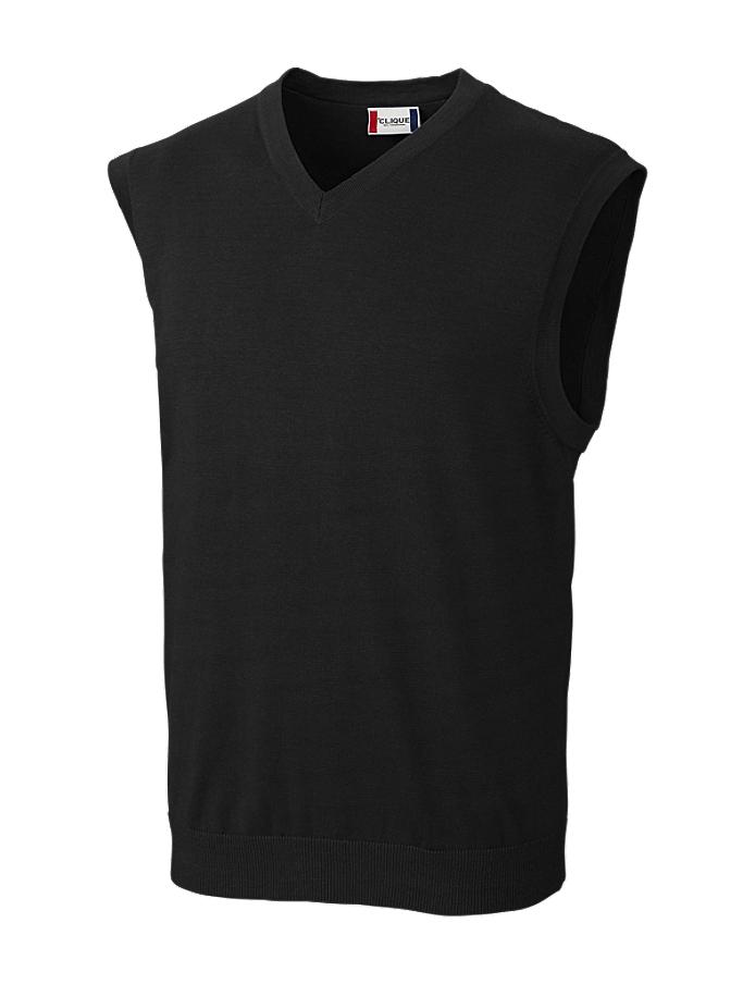 CUTTER & BUCK MQS00003 - Clique Men's Imatra V-neck Sweater Vest