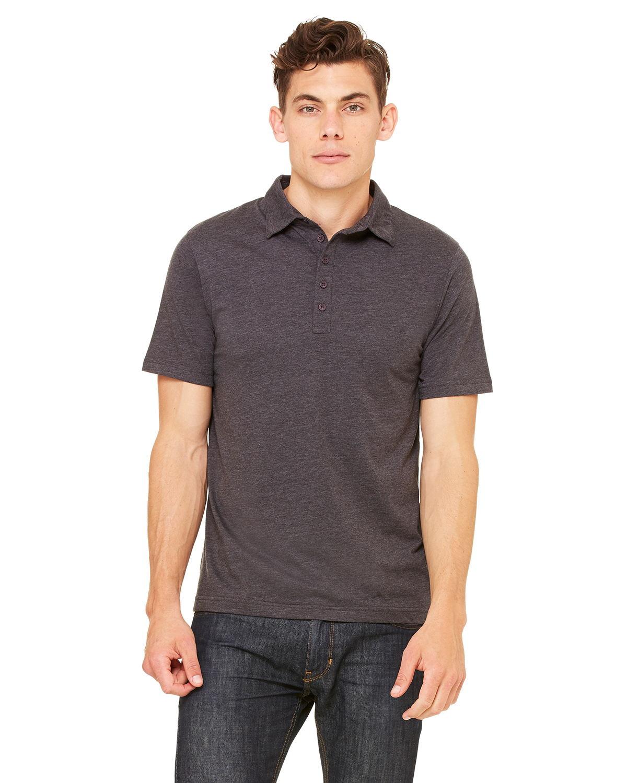 Canvas 3802 - Five Button Jersey Sport Shirt