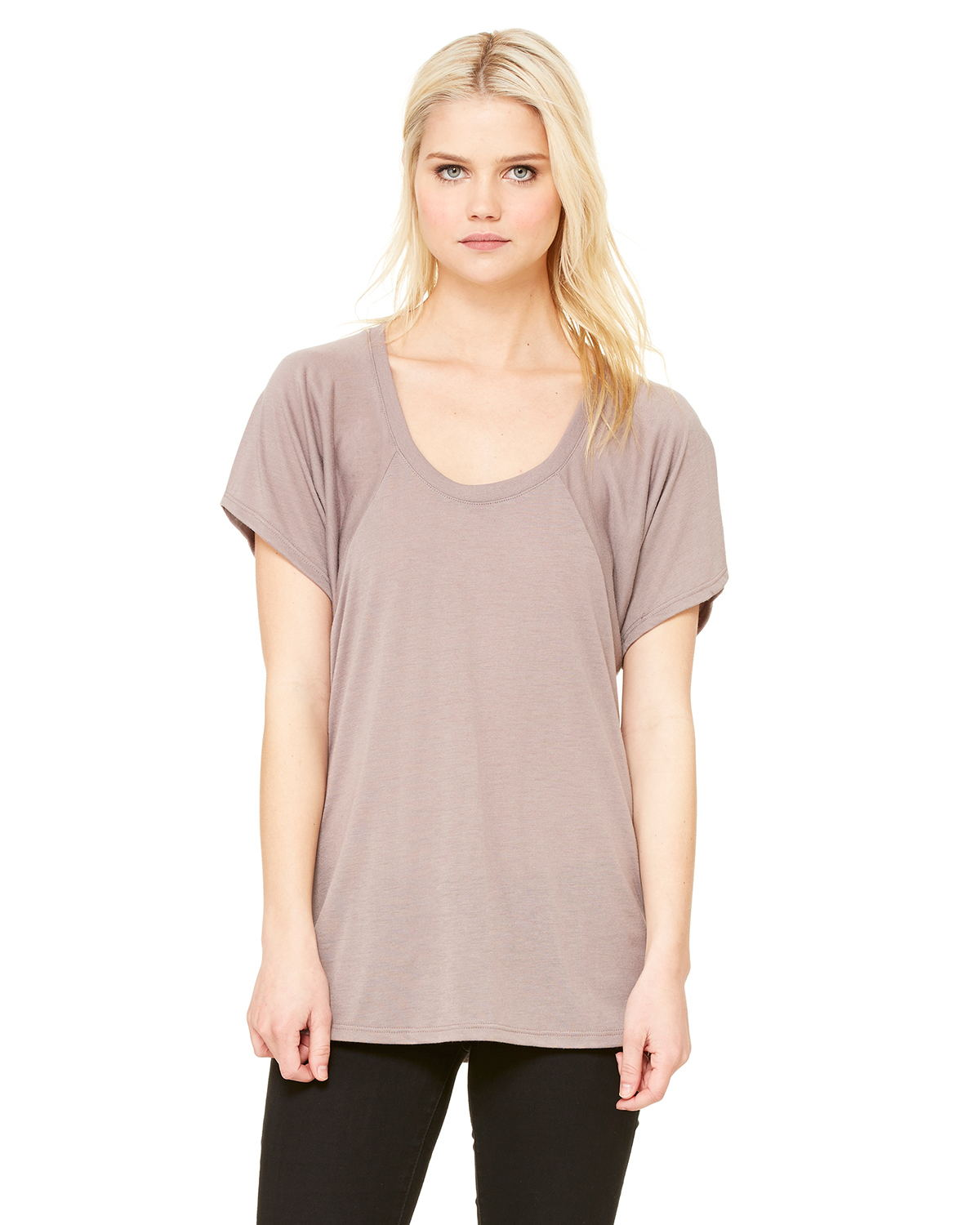 Canvas B8801 - Ladies' Flowy Raglan Tee