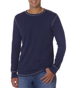 Canvas C3500 - Men's Thermal Long-Sleeve Tee
