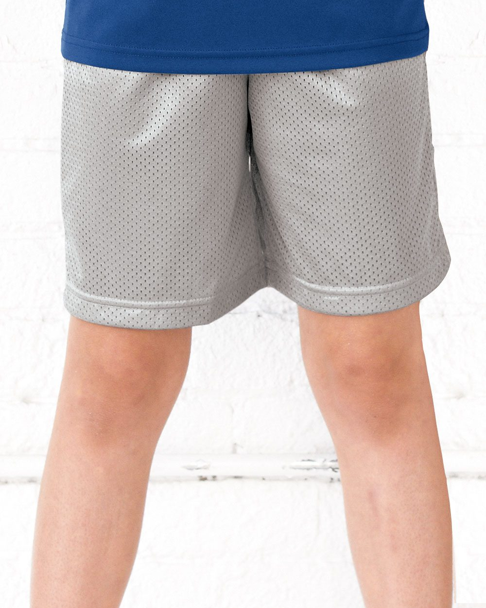 Champion 8173 Youth Mesh Shorts