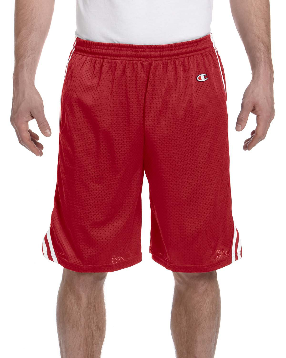 Champion 8655 Lacrosse Mesh Shorts