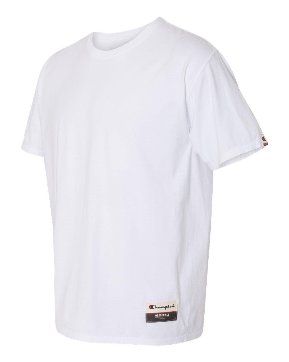 Champion AO200 - Authentic Originals Soft-Wash T-Shirt