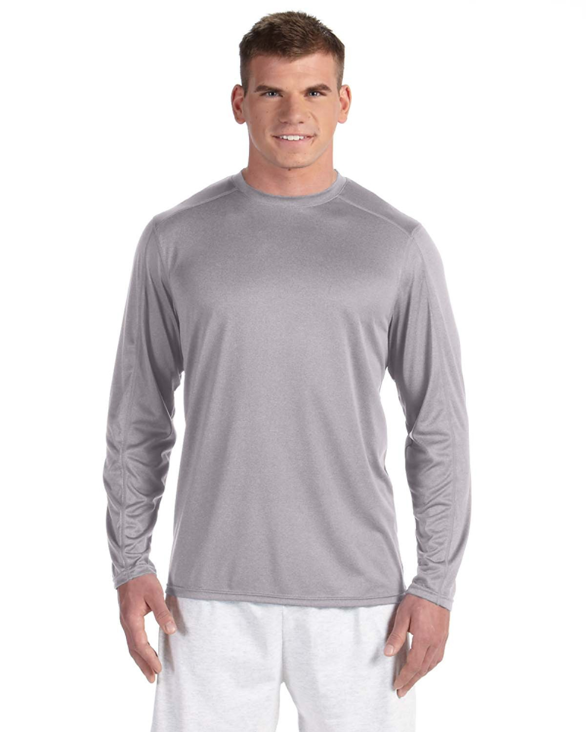 Champion CV26 - Vapor® 4 oz. Long-Sleeve T-Shirt