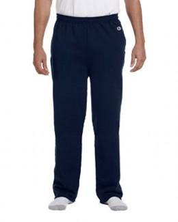 Champion P890 Youth  9 oz., 50/50 EcoSmartOpen Bottom Sweatpants