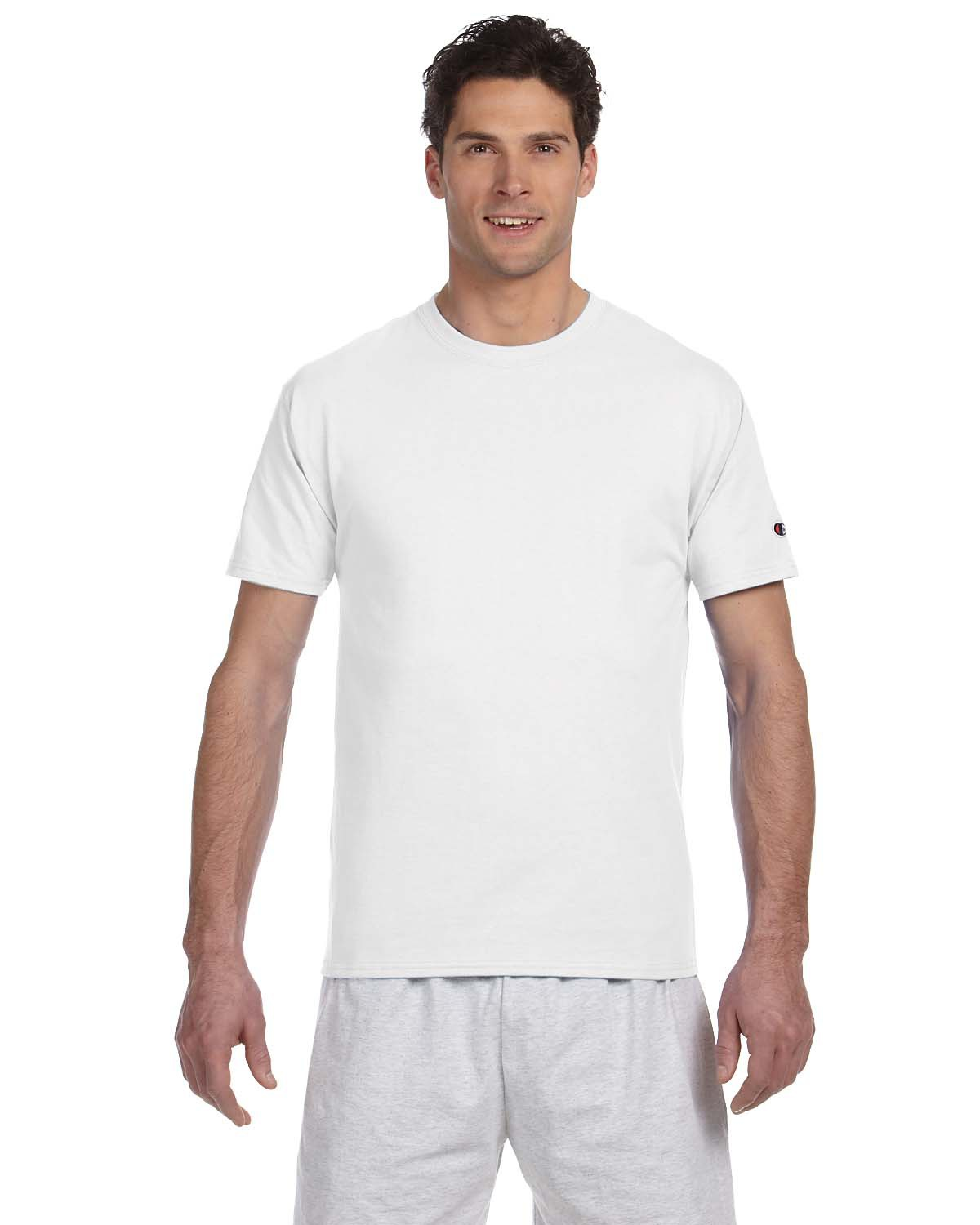 Champion T525C  Cotton Tagless T-Shirt