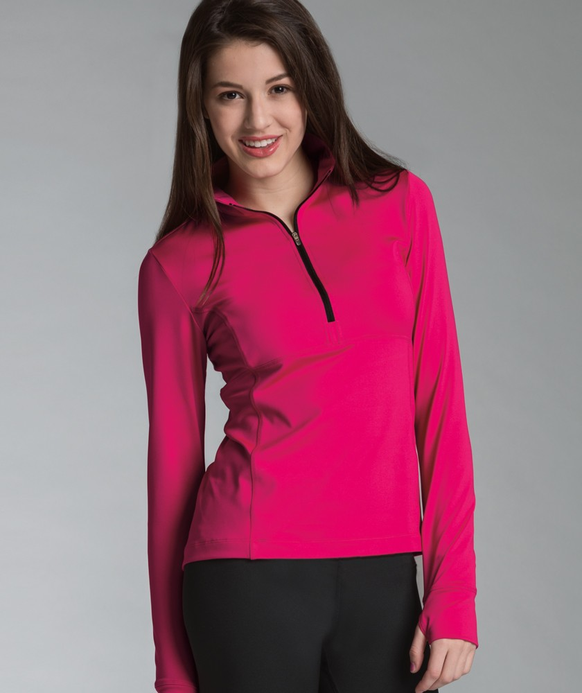 Charles River 5460 - Women's Fitness Pullover