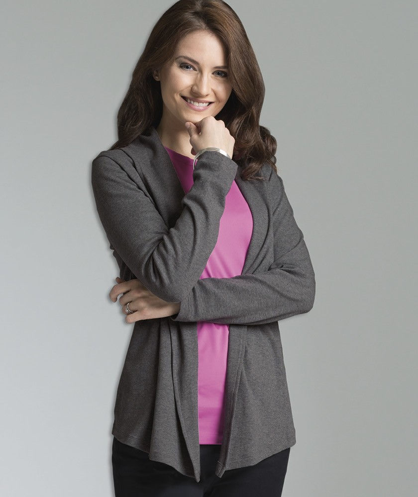 Charles River 5555 - Women's Cardigan Wrap