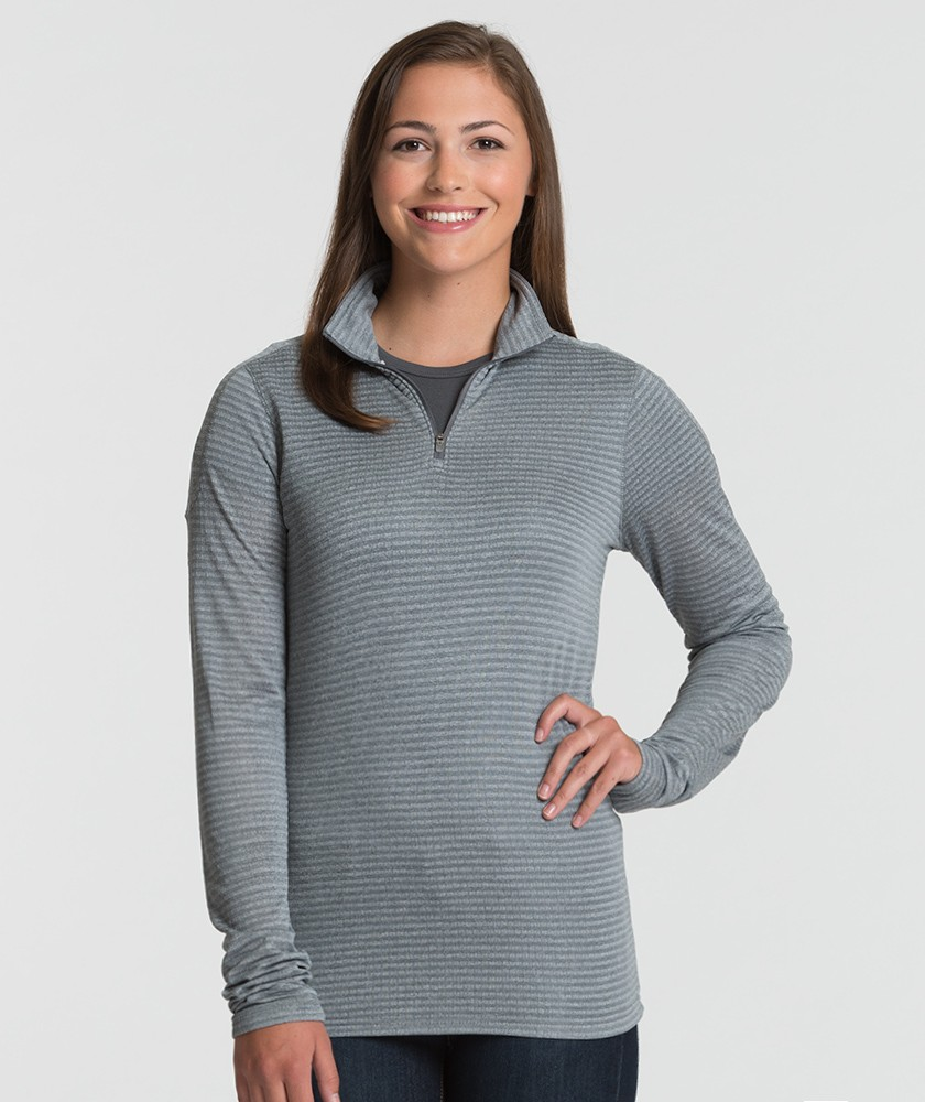 Charles River 5669 - Women's Crossover Pullover