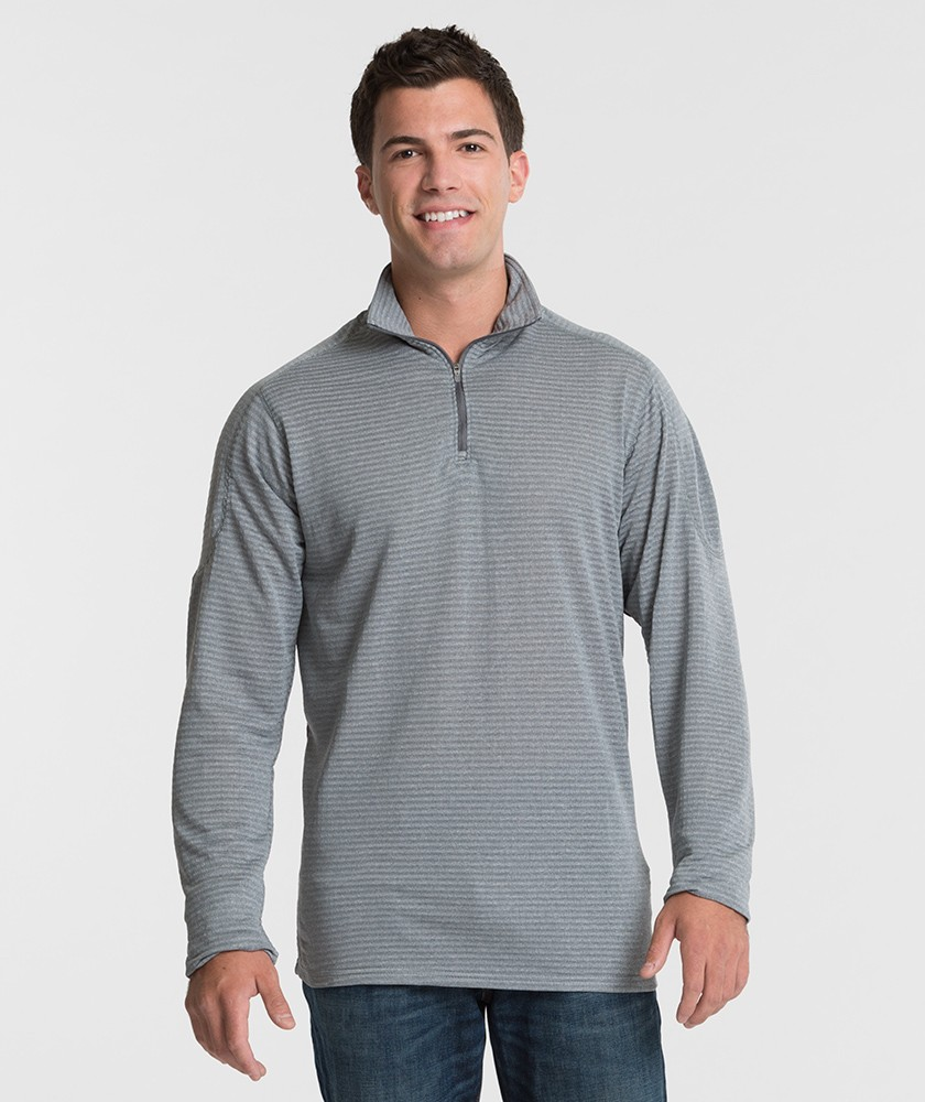 Charles River 9669 - Men's Crossover Pullover