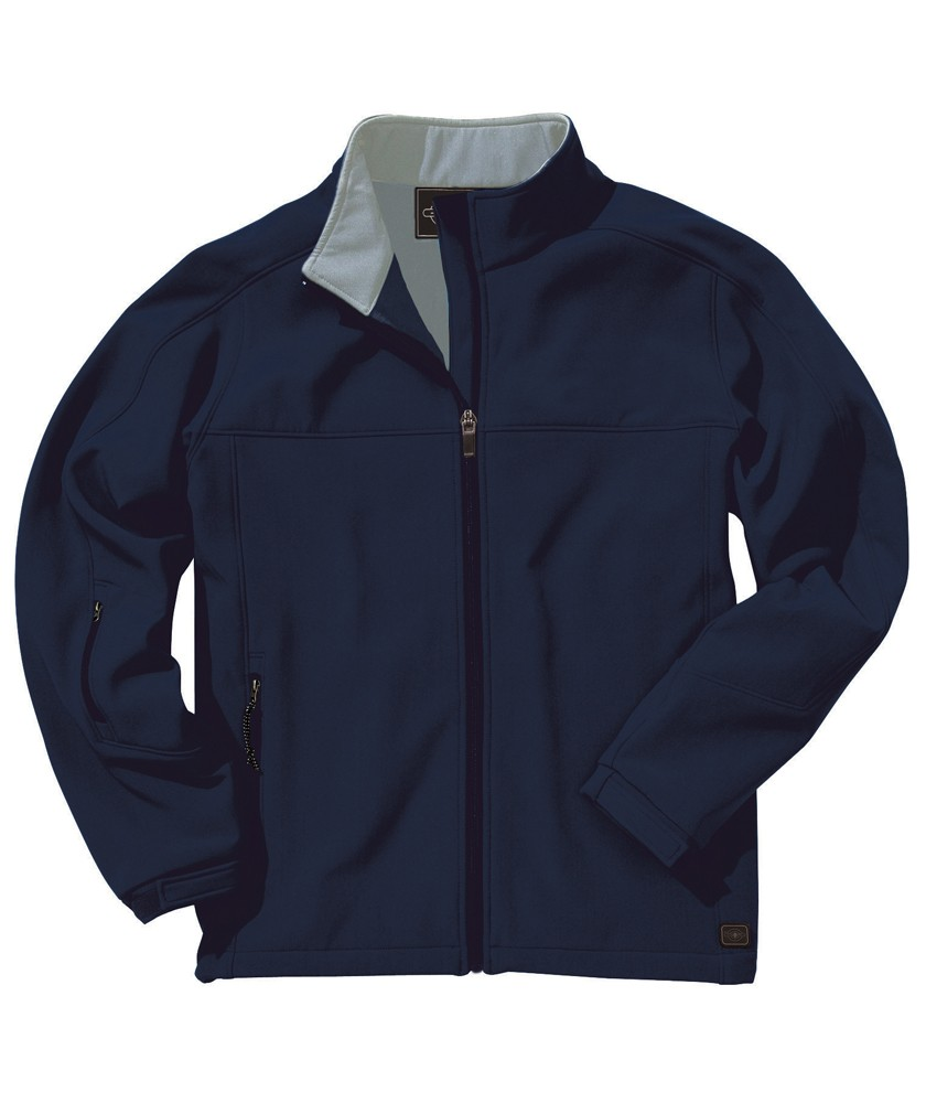 Charles River 9718 - Men's Soft Shell Jacket