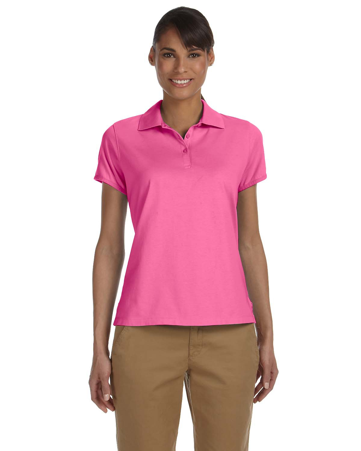 Chestnut Hill CH180W  Women's Performance Plus Jersey Polo