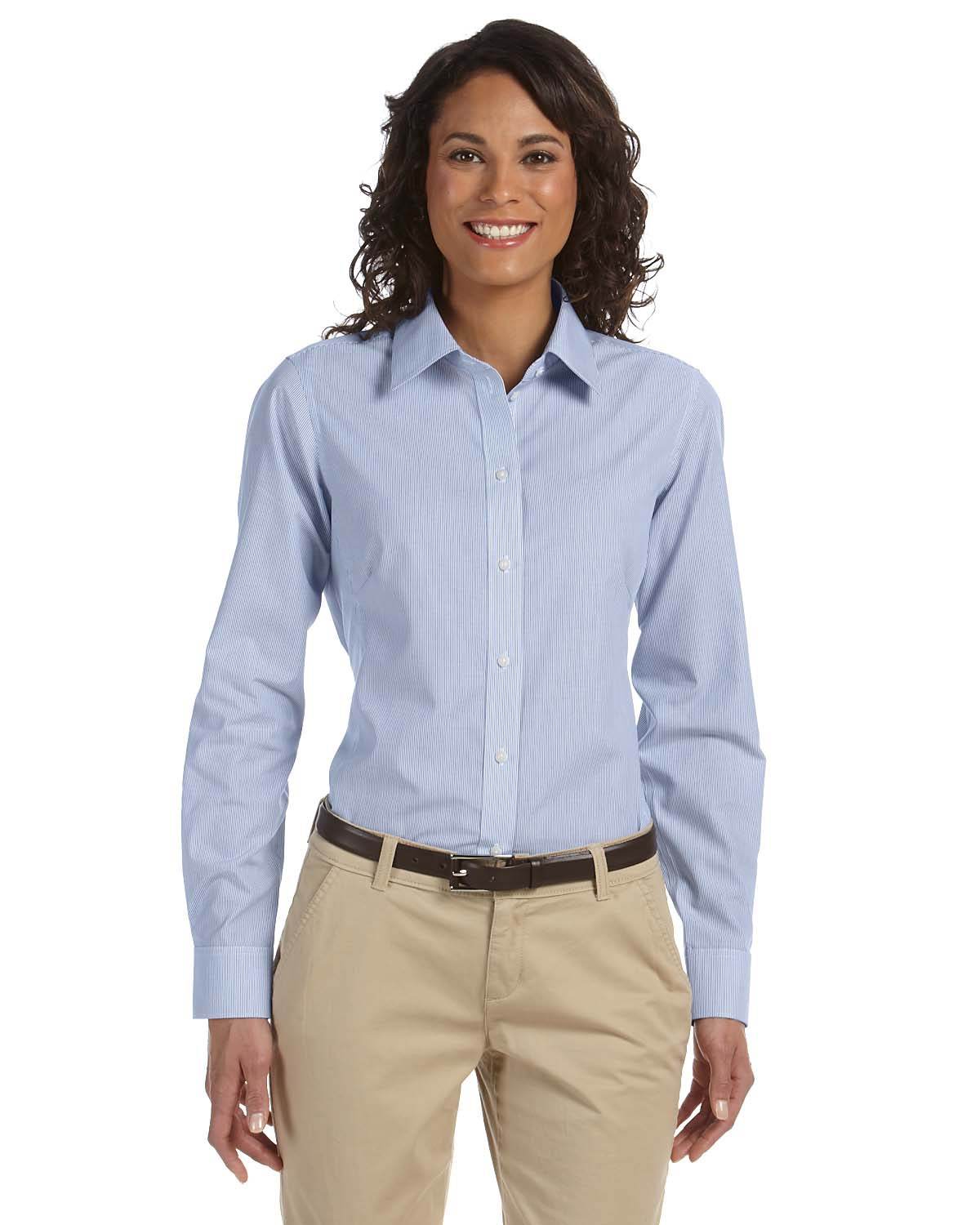 Chestnut Hill CH600W  Women's Executive Performance Broadcloth