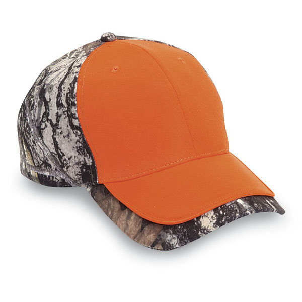 Cobra TT-6C - 6 Panel 100% Polyester True Timber Camouflage