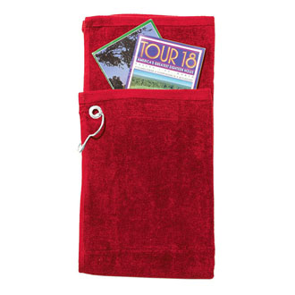 Cobra T-900G - Bi-Fold Towel w/Pocket