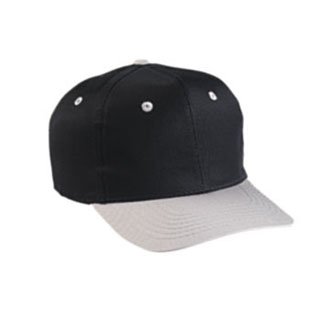 Cobra YPT-2 - Youth 6 Panel Twill 2-Tone Cap