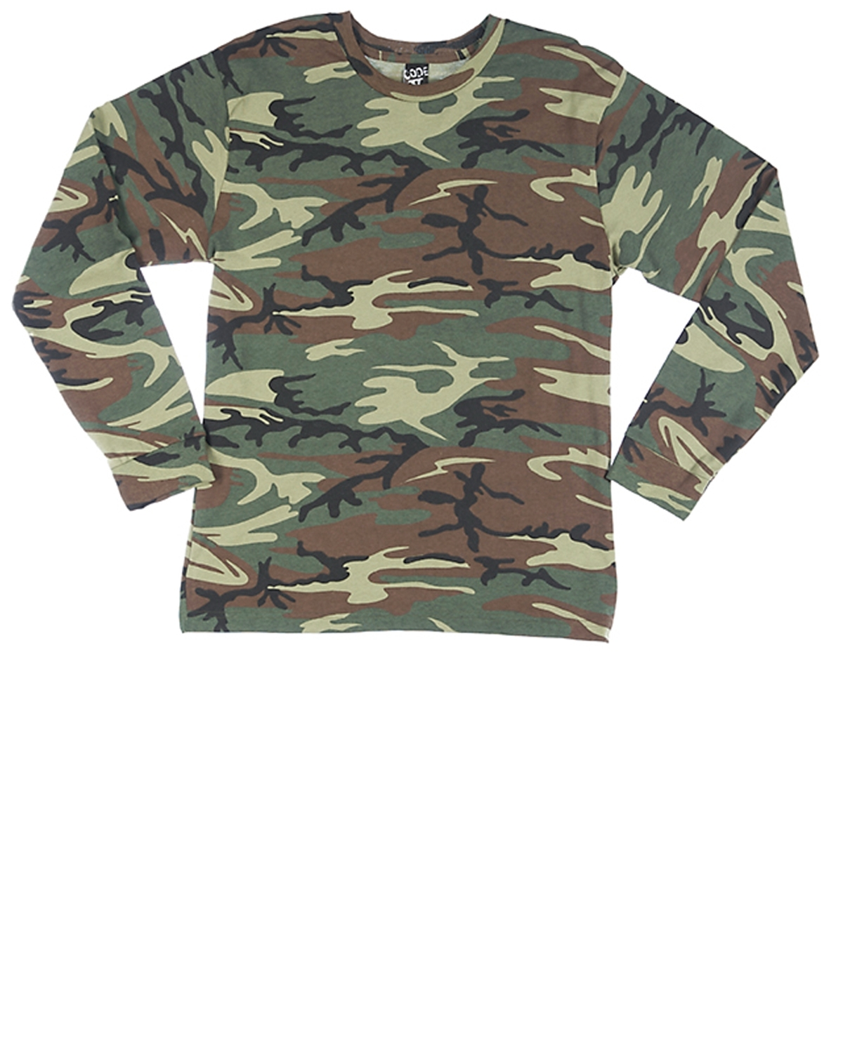 Code V 3916 Camouflage Long Sleeve T-Shirt