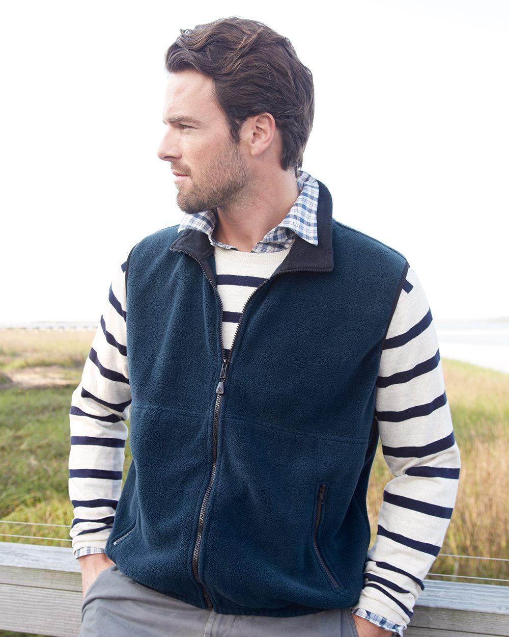 Colorado Clothing 11010 Classic Fleece vest
