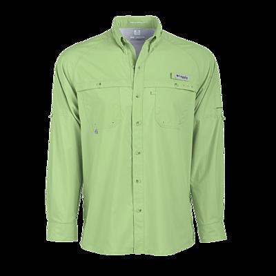 Columbia 149726 Men's PFG Terminal Zero Long Sleeve Shirt