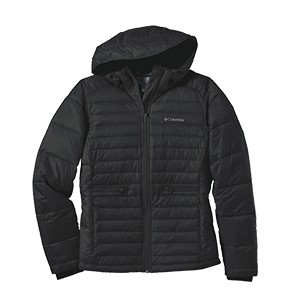 Columbia 156776 Women's Powder Pillow Quilted Jacket