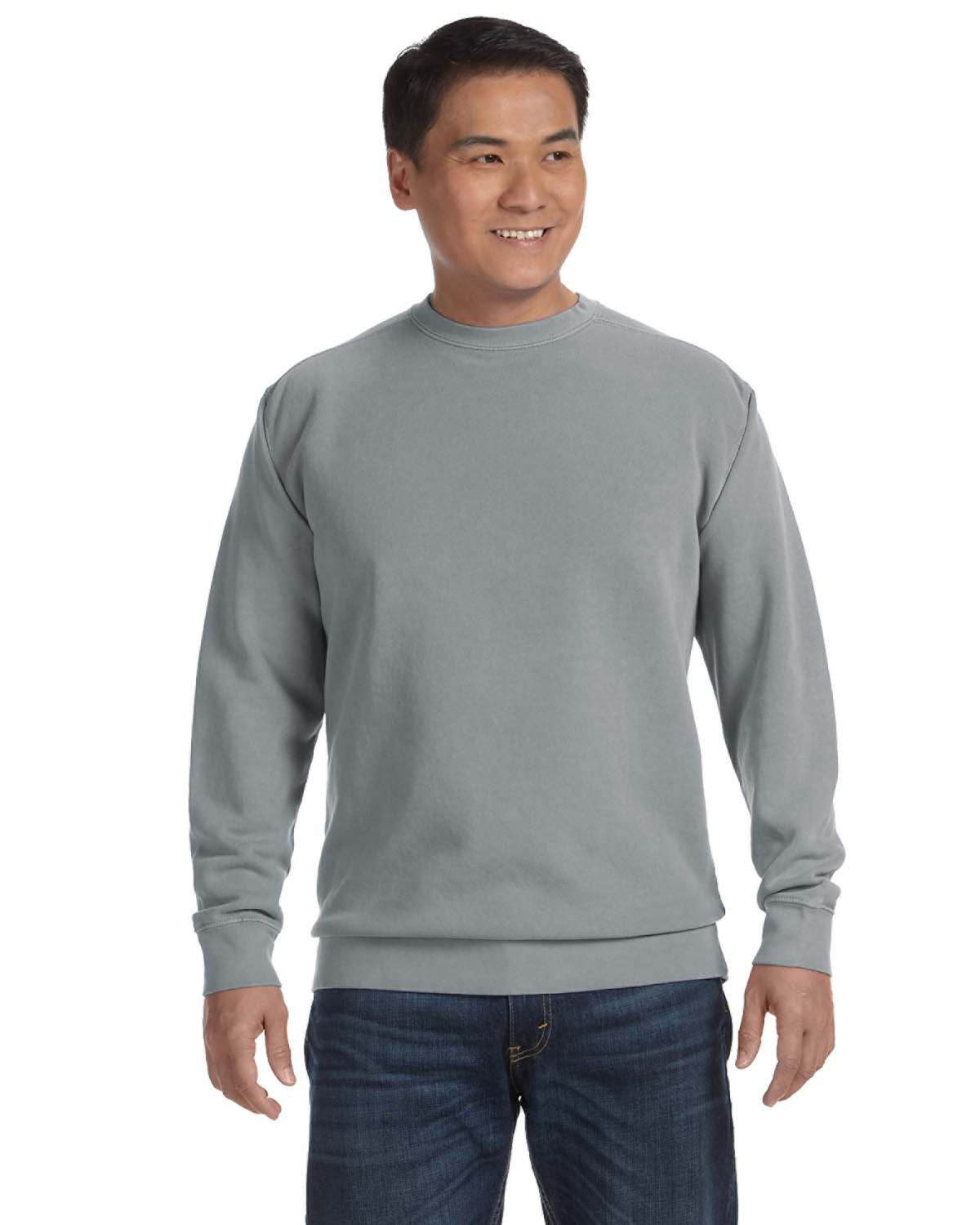 Comfort Colors 1566 Pigment-Dyed Crewneck Sweatshirt
