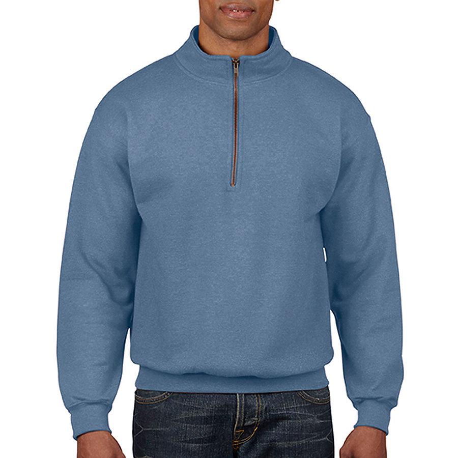 Comfort Colors 1580 - Adult 9.5 oz. Quarter-Zip Sweatshirt