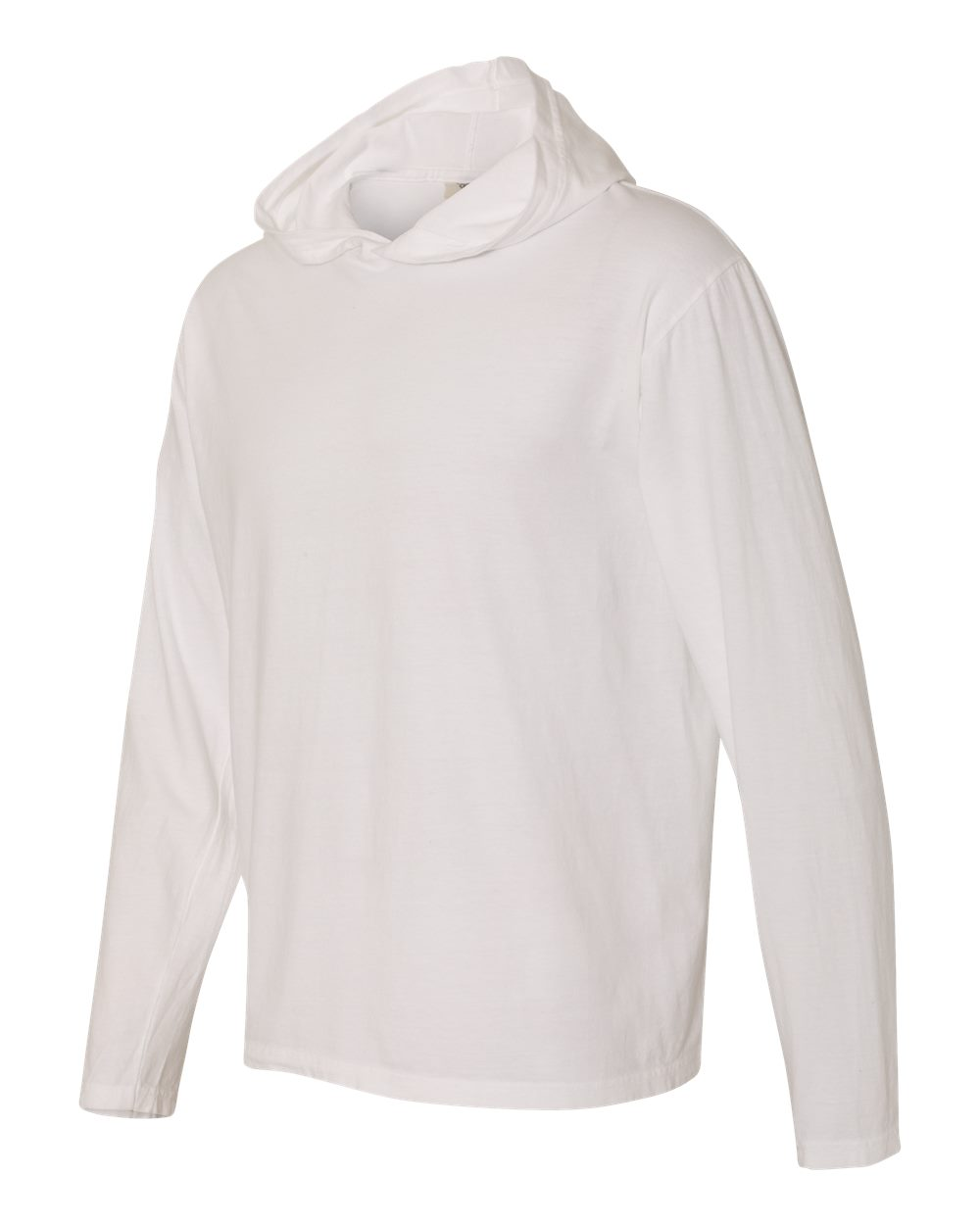 Comfort Colors 4900 - Garment Dyed Hooded Long Sleeve Tee