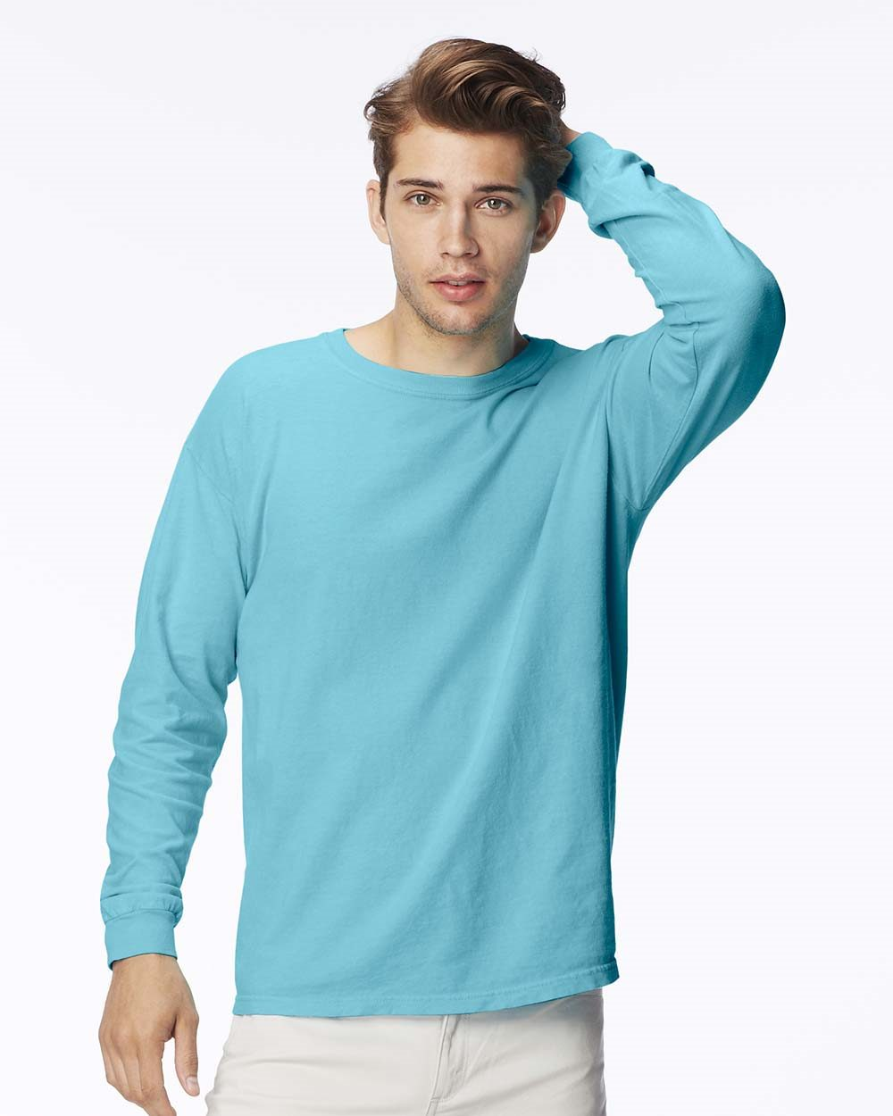Comfort Colors 5014 Pigment Dyed Ringspun Long Sleeve T-Shirt