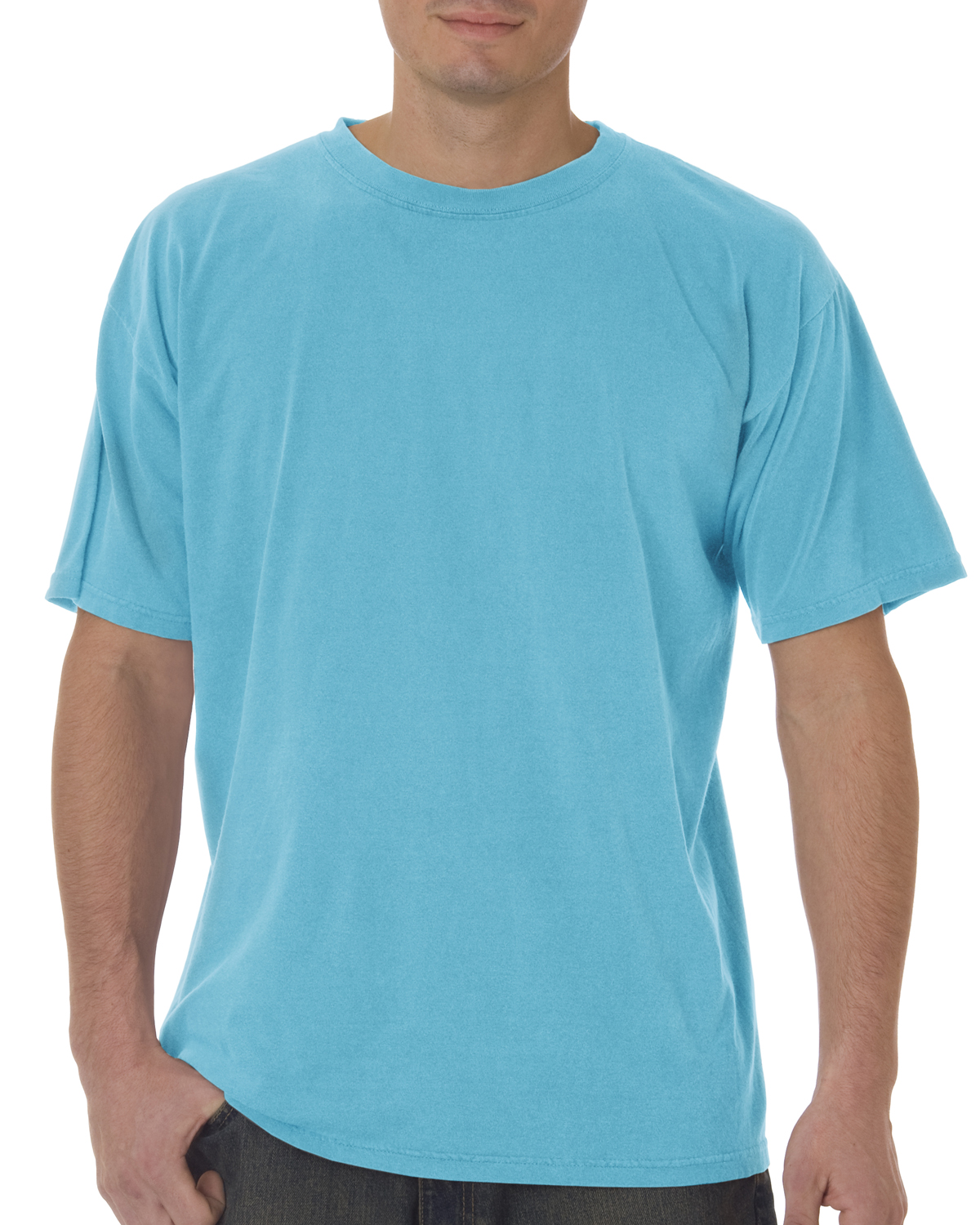 Comfort Colors C5500 - 5.4 oz. Ringspun Garment-Dyed T-Shirt