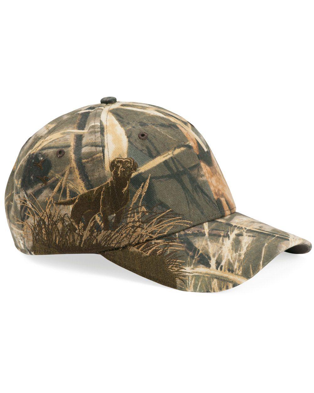 DRI DUCK Wildlife Series Labrador Caps - 3253
