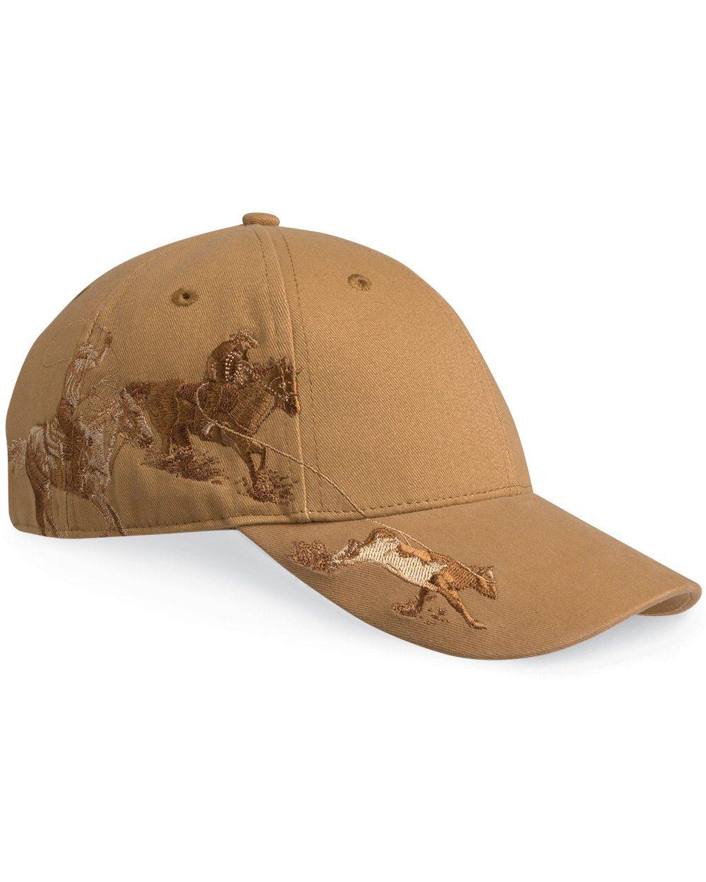 DRI DUCK Wildlife Series Team Roping Cap - 3263