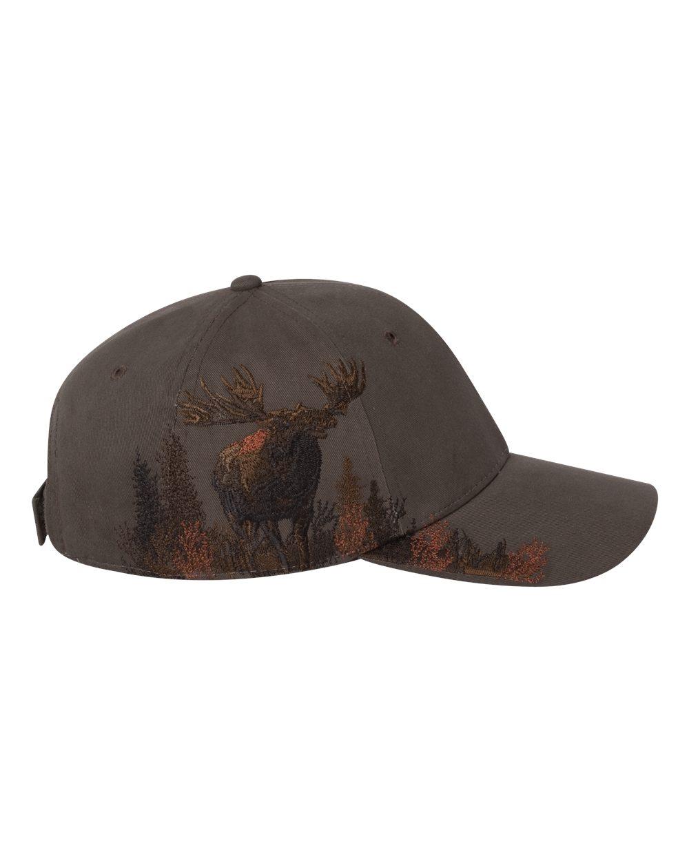DRI DUCK Wildlife Series Moose Cap - 3295