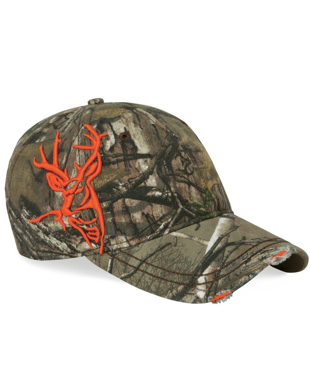 DRI DUCK 3307 - 3D Buck Cap