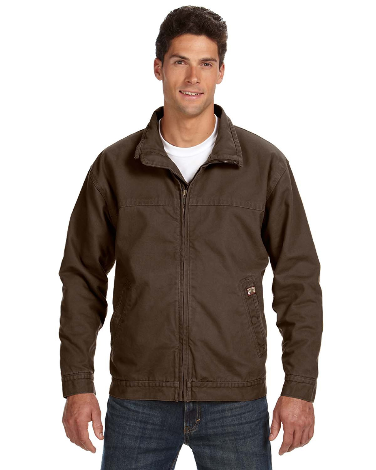 DRI DUCK 5028 Maverick Boulder Cloth Jacket with Blanket Lining