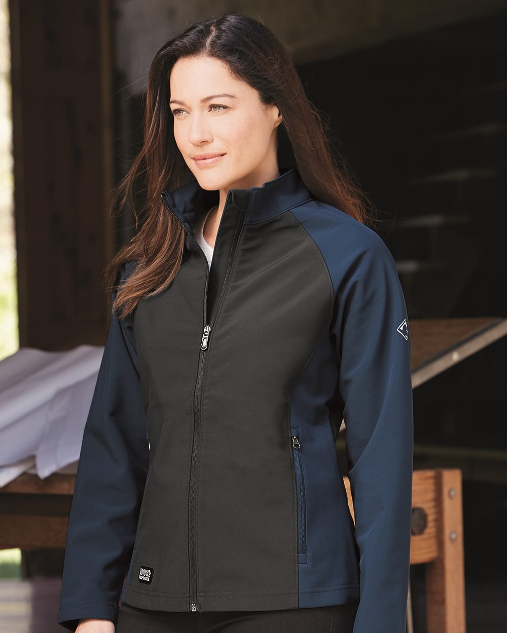DRI DUCK 9439 - Women's Contour Soft Shell Jacket