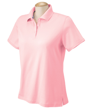 Devon & Jones D115W Ladies' Egyptian Cotton Jersey Polo