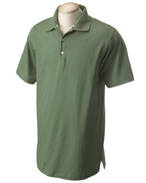 Devon & Jones D115 Men's Egyptian Cotton Jersey Polo