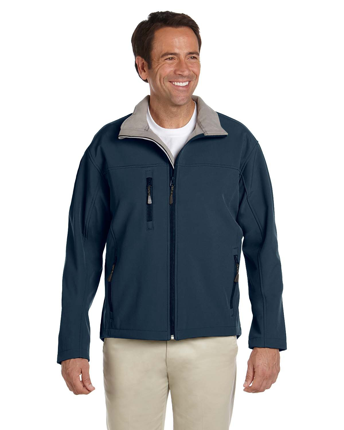 Devon & Jones D995 - Men's Soft Shell Jacket