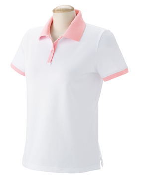 Devon & Jones DP310W Ladies' Stretch Jersey Tennis Polo