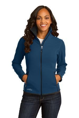 Eddie Bauer Ladies Full-Zip Vertical Fleece Jacket. EB223
