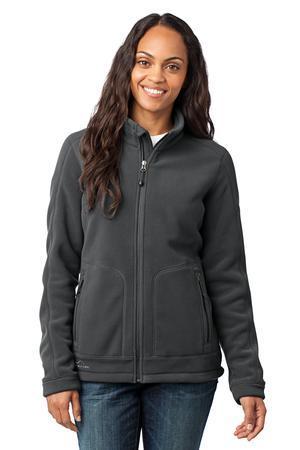 Eddie Bauer® EB231 Ladies Wind Resistant Full-Zip Fleece Jacket